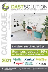 Catalogue matériel électrique Dast Solution