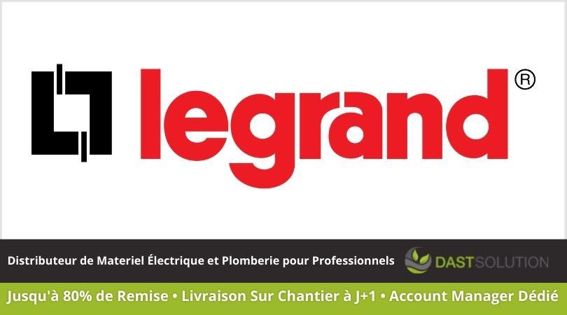 Modulaire Legrand logo