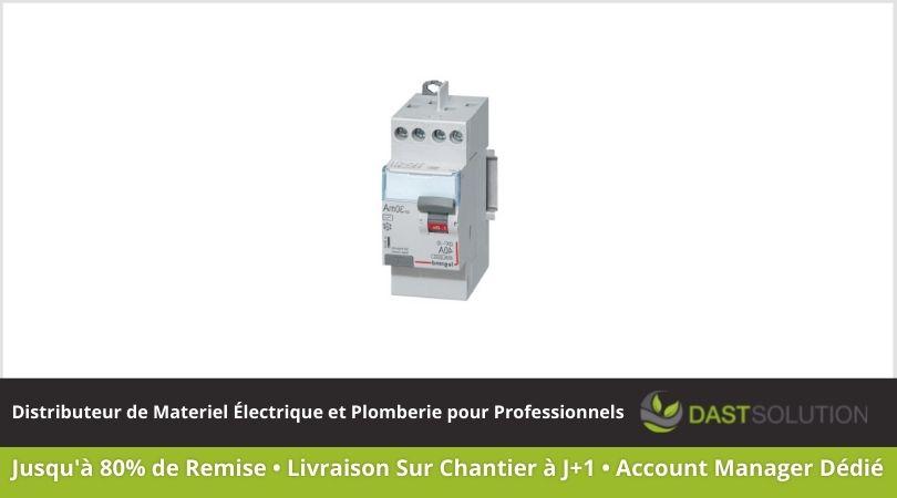 Modulaire Legrand Interrupteur differentiel 2P Product Title 40A 30Ma TG A VIS