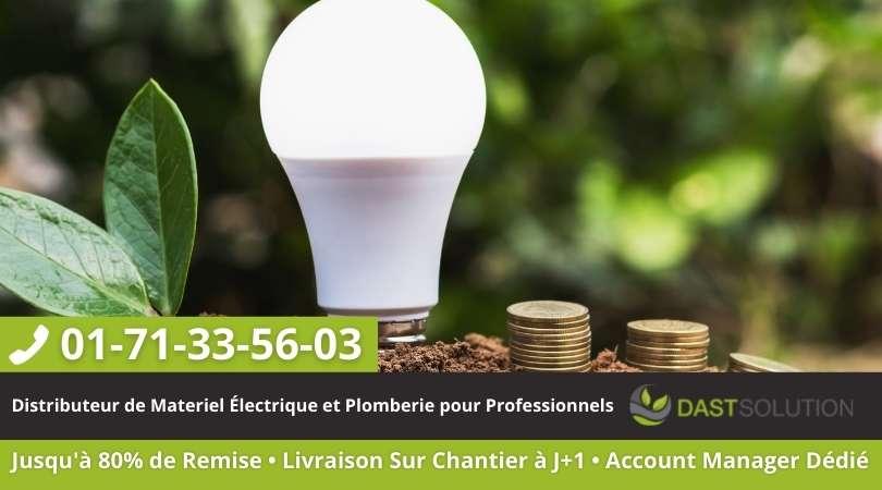 Eclairage LED dast solution economique