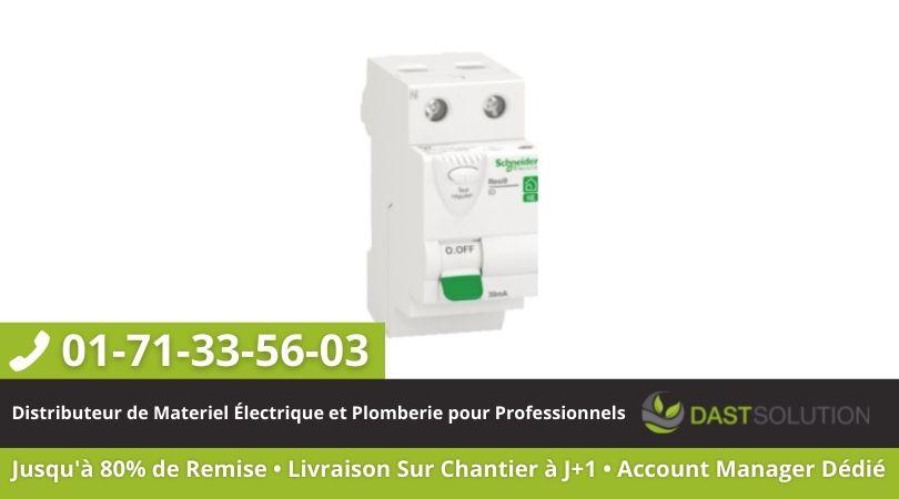 Interrupteurs-différentiels-Modulaire-Schneider-Resi9