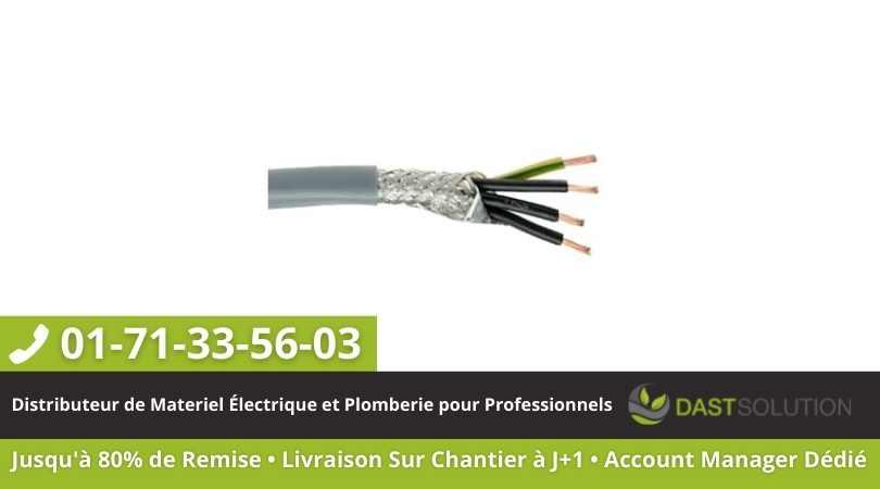 cable blindé