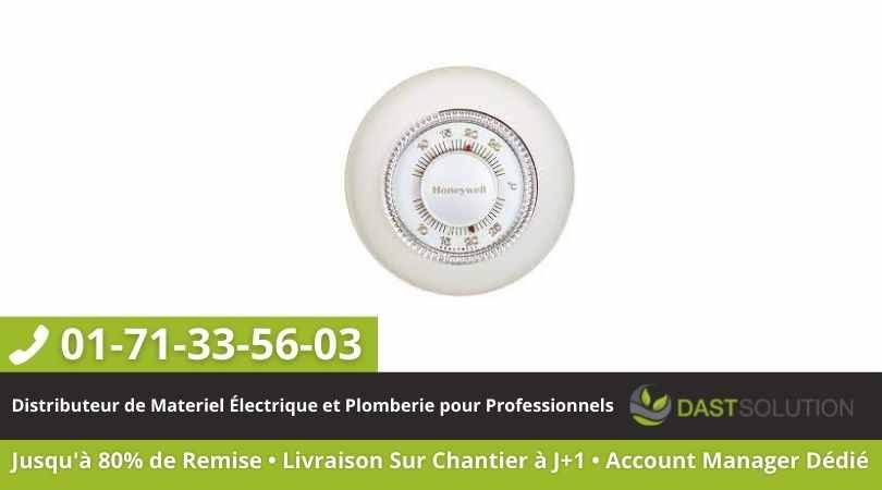 thermostat classique et intelligent