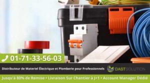 Materiel electrique professionel